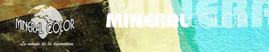 Fabricant Paillettes - Mineral Color
